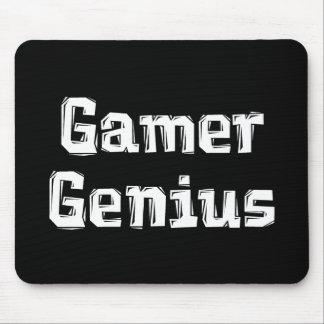 Gamer Genius Mouse Pad