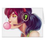 Gamer Girl Card
