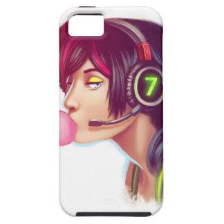 Gamer Girl iPhone SE/5/5s Case