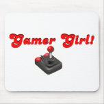 Gamer Girl Mouse Pad