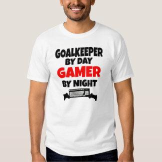 Gamer Goalkeeper T Shirt