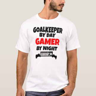 Gamer Goalkeeper T-Shirt