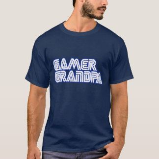 Gamer Grandpa T-Shirt