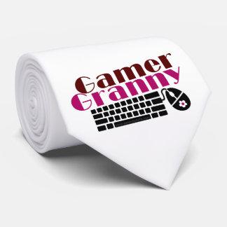 Gamer Granny Tie