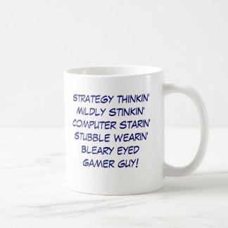 gamer guy rhyme coffee mug