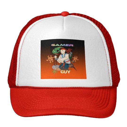 Gamer Guy Trucker Hat