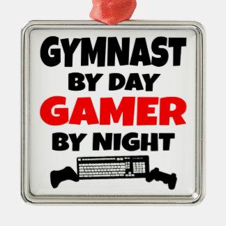 Gamer Gymnast Ornament