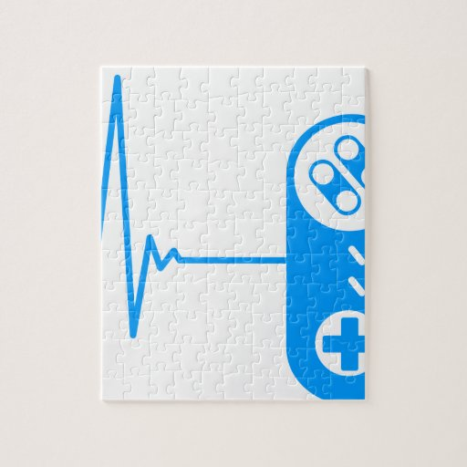 Gamer Heart Beat Puzzles