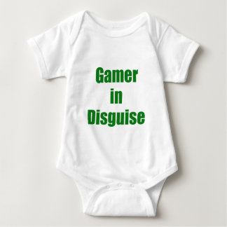 Gamer in Disguise Baby Bodysuit