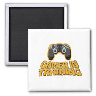 Gamer In Trainiing - Controller Magnet