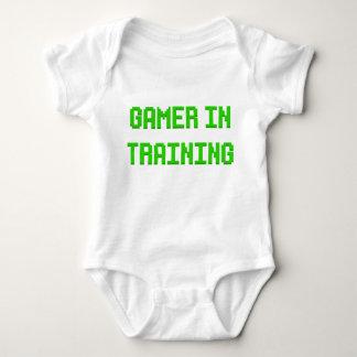 Gamer In Training Baby Bodysuit