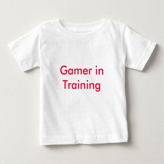 Gamer in Training Baby T-Shirt