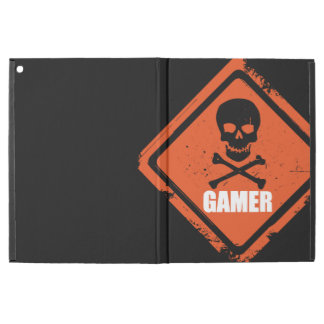 Gamer iPad Pro case without kick stand