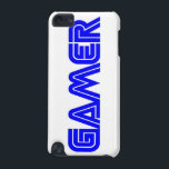 "Gamer iPod Touch Case<br><div class=""desc"">Case that says &quot;Gamer&quot; on it. Don&#39;t see what you&#39;re looking for? Design your own iTouch case. make custom gifts at Zazzle</div>"