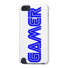 Gamer Ipod Touch Case at Zazzle