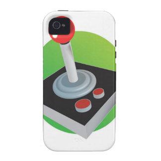 Gamer Joystick Funda Para iPhone 4/4S