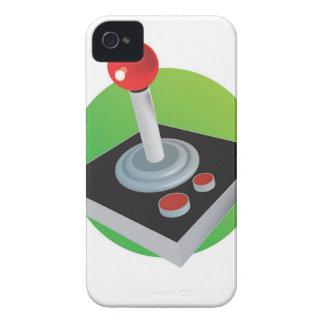 Gamer Joystick Funda Para iPhone 4 De Case-Mate