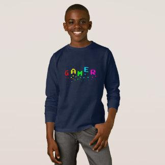 GAMER Kids' Basic Long Sleeve T-Shirt