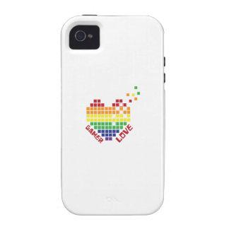 Gamer Love Case-Mate iPhone 4 Cases