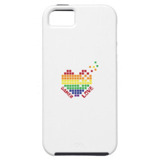 Gamer Love iPhone 5 Cover