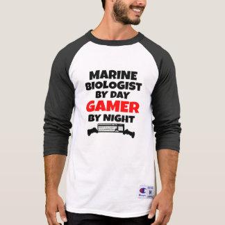 Gamer Marine Biologist T Shirt