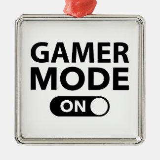 Gamer Mode On Christmas Ornaments