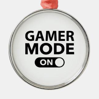 Gamer Mode On Ornament