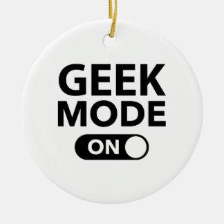 Gamer Mode On Christmas Tree Ornament