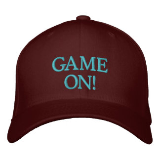 GAMER, PC GAME PLAYER CAP