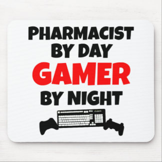 Gamer Pharmacist Mouse Pad