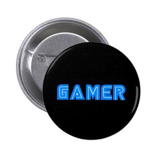 Gamer Pinback Button