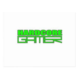 Gamer Postcard