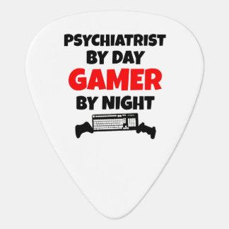 Gamer Psychiatrist Guitar Pick