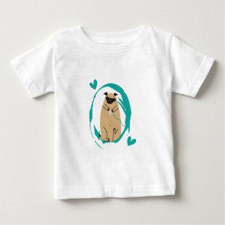 Gamer Pug Baby T-Shirt