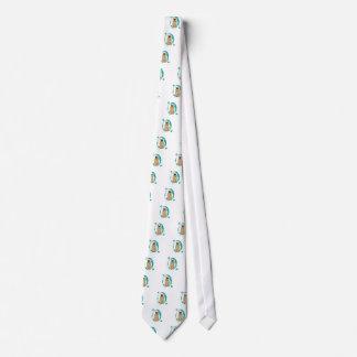 Gamer Pug Neck Tie