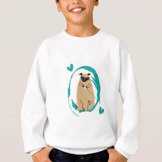 Gamer Pug Sweatshirt