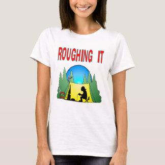 Gamer Roughing It T-Shirt