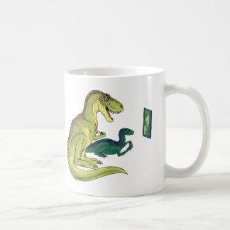 Gamer-Saurus Coffee Mug