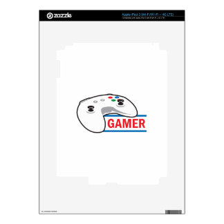 GAMER DECALS FOR iPad 3