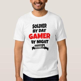 Gamer Soldier T Shirt