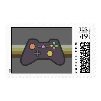 Gamer Stamp