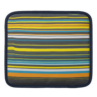 Gamer Stripes iPad Sleeve