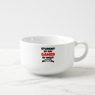 Gamer Student Soup Mug