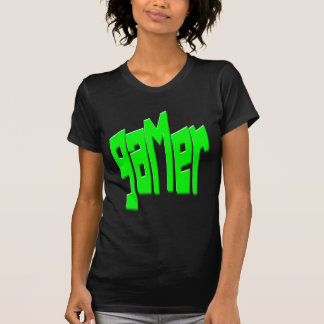 gamer, style gbc GREEN T-Shirt