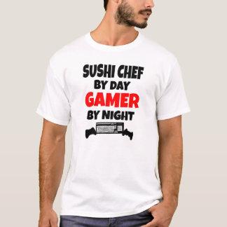Gamer Sushi Chef T-Shirt