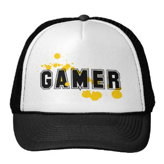 Gamer T-shirt Trucker Hat