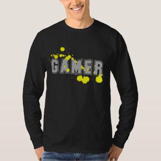 gamer t-shirts yellow