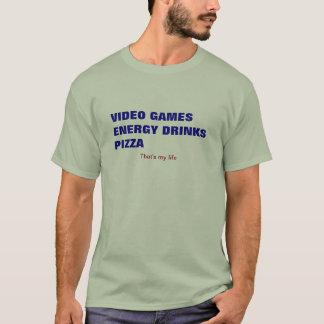 Gamer That's my life shirt