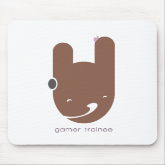 Gamer Trainee Mouse Pad