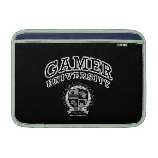 Gamer University (Black & White) Sleeve For MacBook Air